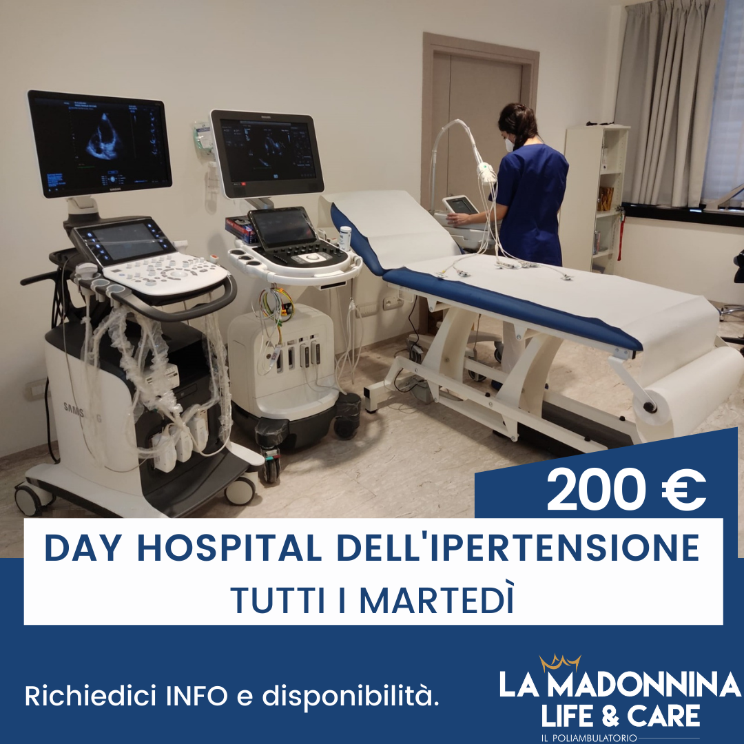 DAY HOSPITAL DELL'IPERTENSIONE
