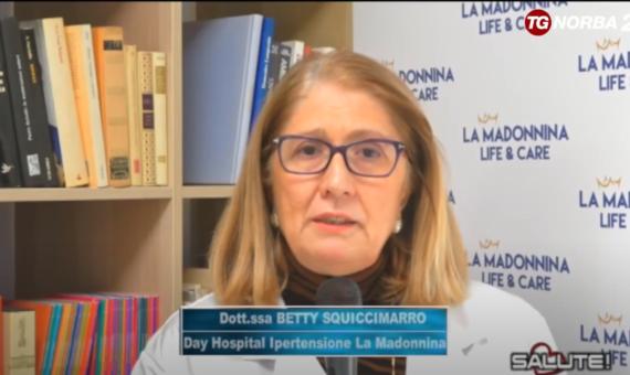 Dott.ssa Betty Squiccimarro
