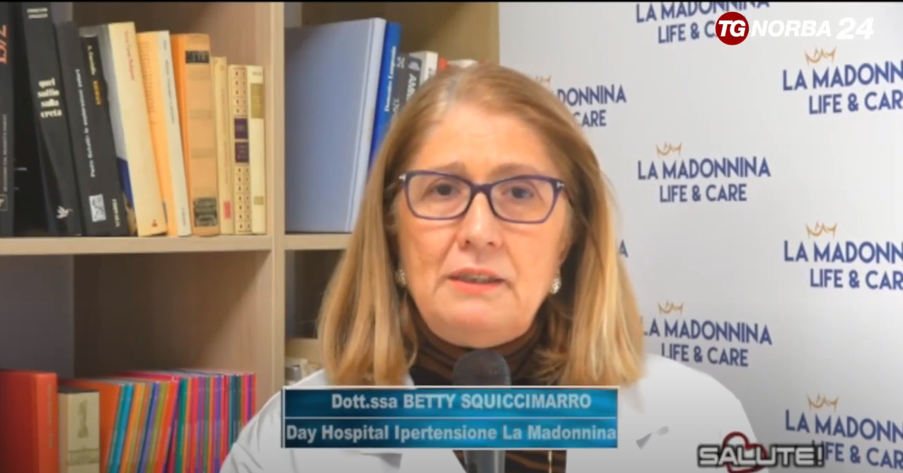 Dott.ssa Betty Squiccimarro